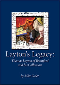 Layton's Legacy - a book by Mike Galer