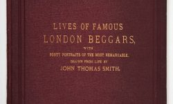 Lives of famous London beggars