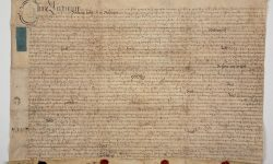 Lease of property from the estate of Sir John Maynard