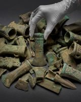 The Havering Hoard – a gift to the gods or a forgotten metal worker's store?